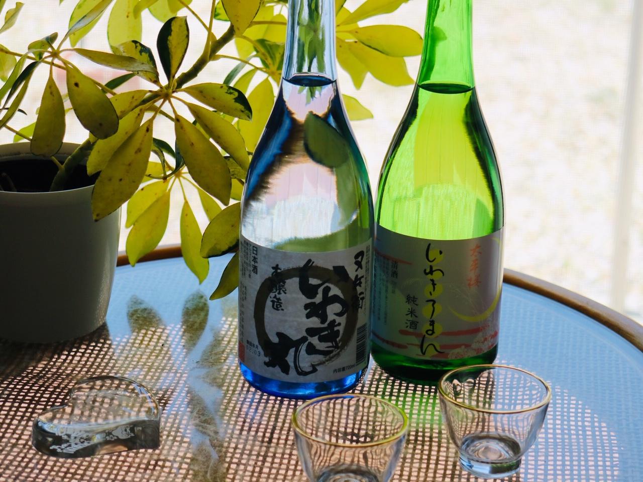 福島県のお酒は美味しいんです♪