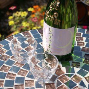 ガラス吟醸で呑む日本酒がたまらない!