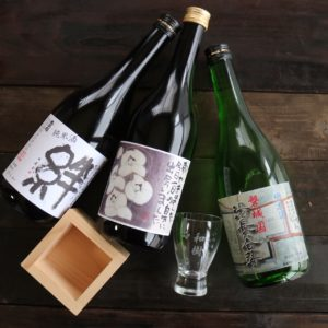 GW中帰省できない方も福島県産のお酒を楽しんでください♪