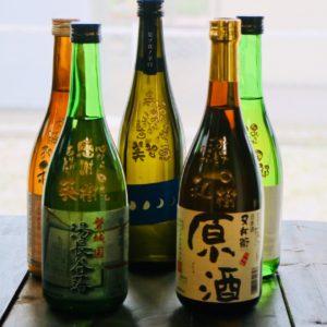 福島県産の美味しいお酒に名入れ彫刻にて日本全国へお届けします(^^♪